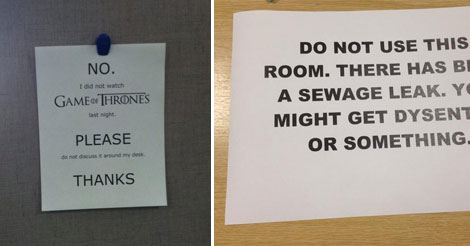 20 Pictures That Perfectly Describe Struggles of An Office Going Person.